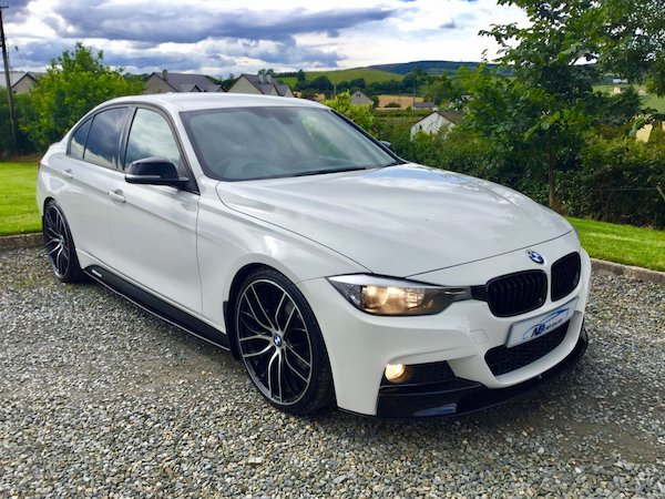Sold Bmw 320d Msport Performance Kit Nb Car Sales