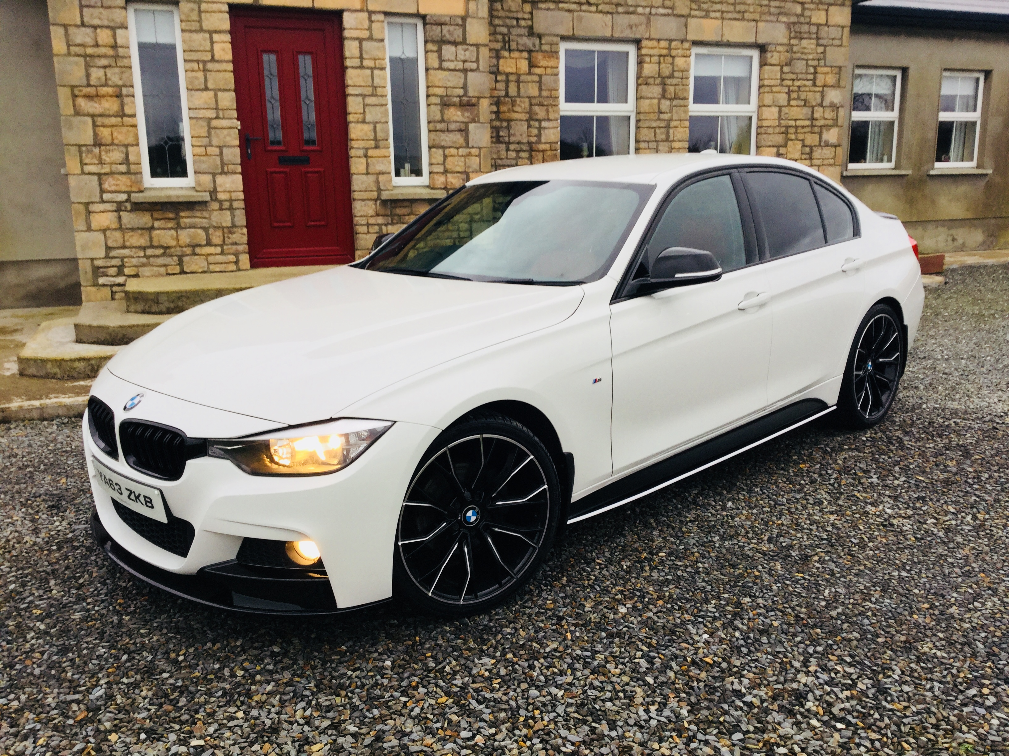 Sold 2014 Bmw 320d Msport Performance Kit Nb Car Sales